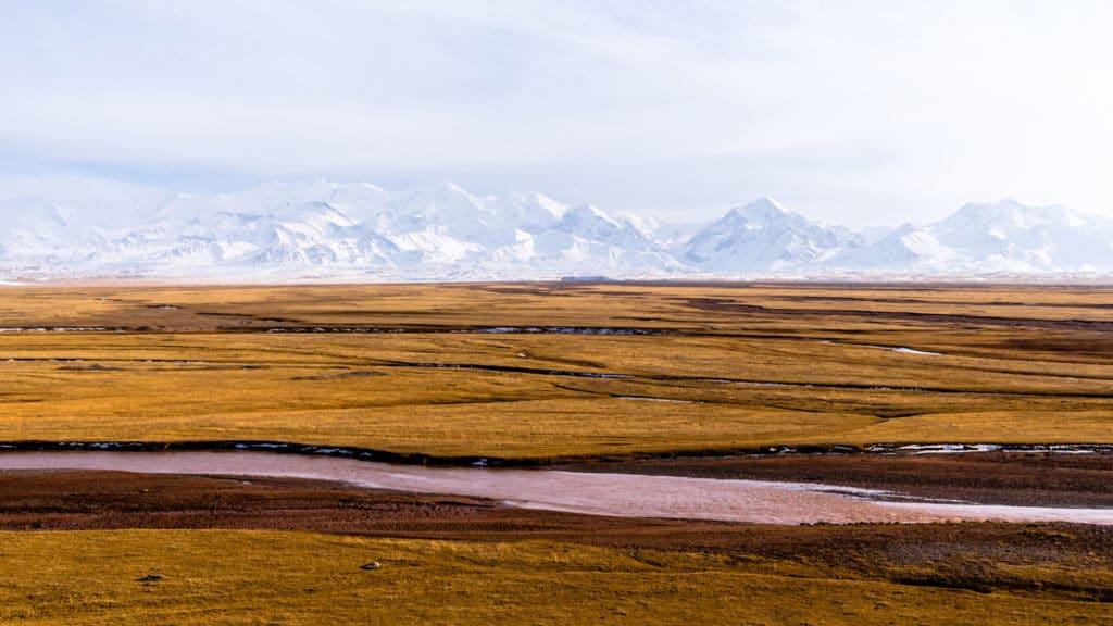 kirghizistan Kyrgyzstan Pamir way