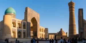 Boukhara, la cité des mille et une Madrassa – Ouzbékistan