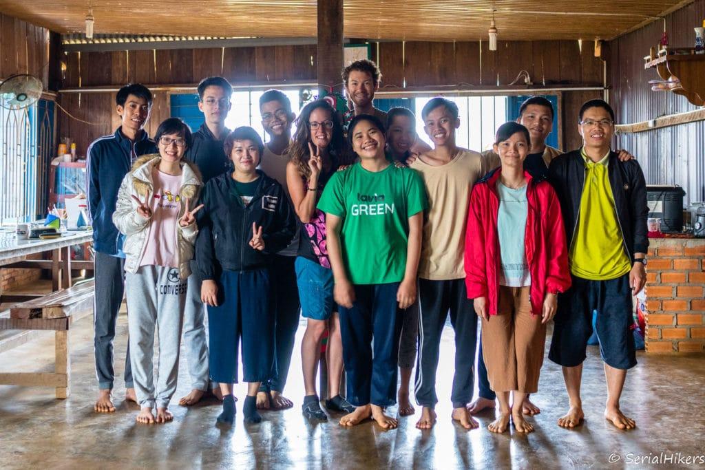 SerialHikers stop autostop world monde tour hitchhiking aventure adventure alternative travel voyage sans avion no fly vietnam hama host hote