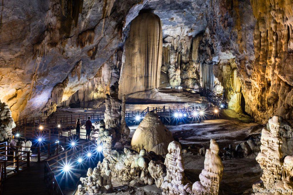 SerialHikers stop autostop world monde tour hitchhiking aventure adventure alternative travel voyage sans avion no fly vietnam phong nha grotte cave paradise